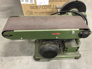 Bent sander small for Sale in Riverside, CA