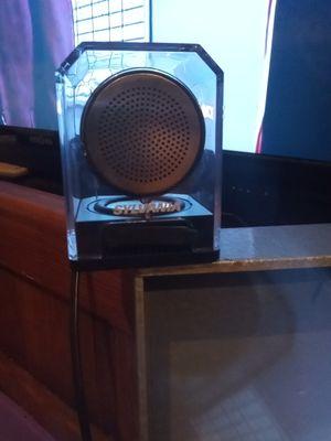 SYLVANIA magnetic bluetooth speaker for Sale in Summerville, SC