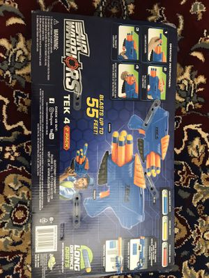 Nerf guns, Air Warriors for Sale in Fontana, CA