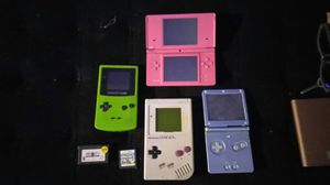 Gameboy, Gameboy color, Gameboy advance, Nintendo DS for Sale in Philadelphia, PA