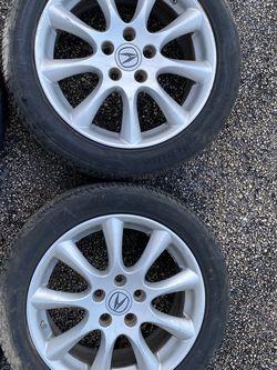 06-07 Acura TSX Wheels for Sale in Pompano Beach,  FL
