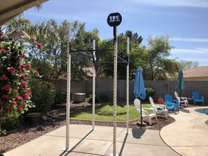 Pull-up Rig/Squat Rack for Sale in Glendale, AZ