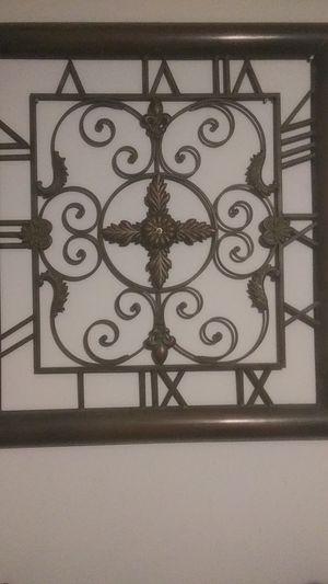 Metal art wall decoration for Sale in Savannah, GA