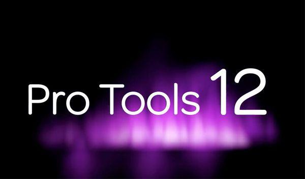 Avid Pro Tools 12 HD (Windows)