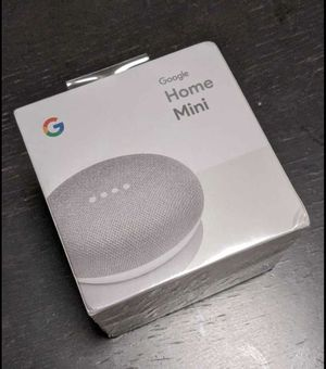Brand New Unopened Google Home Mini for Sale in Germantown, MD