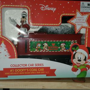 Collector Train Series Goofy's Coal Car for Sale in Charlotte, NC