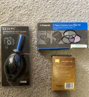 Camera essentials for Sale in Stockton, CA