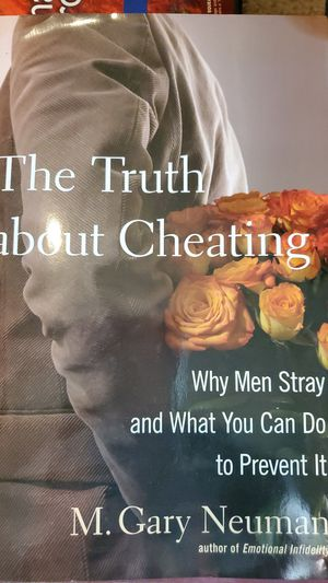 The Truth about Cheating by M. Gary Neuman for Sale in Corona, CA