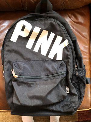 Black Victoria Secret Pink Backpack for Sale in Denver, CO