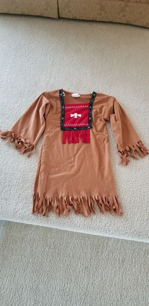 Pocahantas/ Native American costume sz Small for Sale in Orland Park, IL