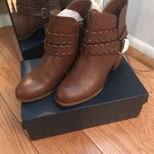 Leather boots for Sale in Franklin, NJ