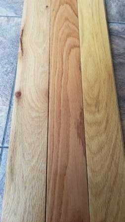 Reclaimed 3/4 Prefinished Oak Hardwood Flooring. for Sale in Severn, MD