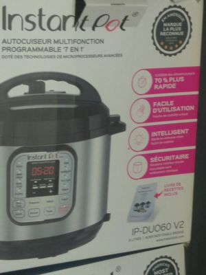 Instant Pot 6 qt for Sale in Gastonia, NC