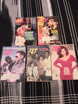 Jet magazine's for Sale in Conyers, GA