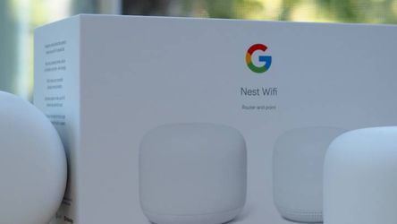 Google Nest Mesh Wi-Fi System for Sale in East Providence,  RI