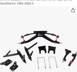 Golf cart lift kit for Club Car (brand new in box) for Sale in Punta Gorda,  FL