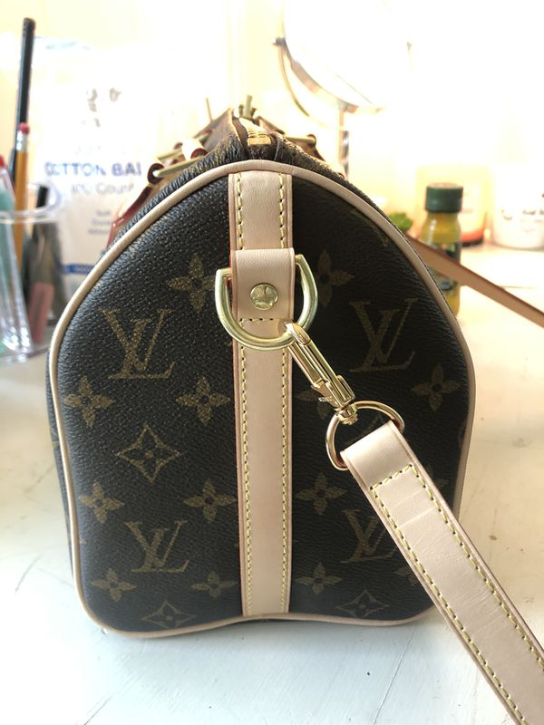 Speedy Monogram 25