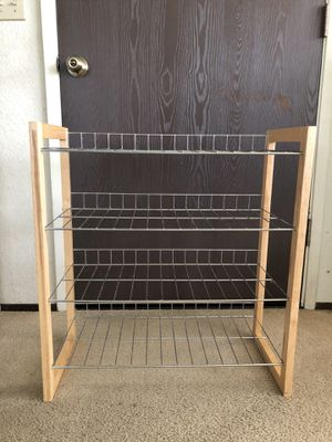 Shoe Rack for Sale in Grover Beach, CA