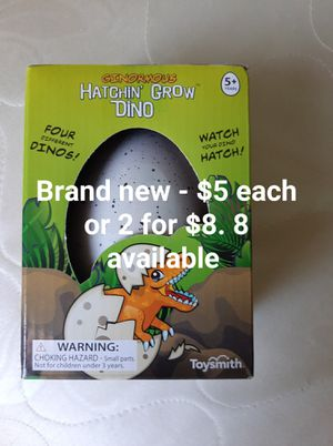 Hatchin Grow Dino for Sale in Hermon, ME