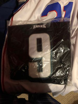Football and baseball jerseys for Sale in Delaware City, DE