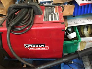 Lincoln Arc Welder for Sale in Street, MD