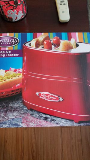 9161f45d19 Retro series hot dog toaster for Sale in San Gabriel