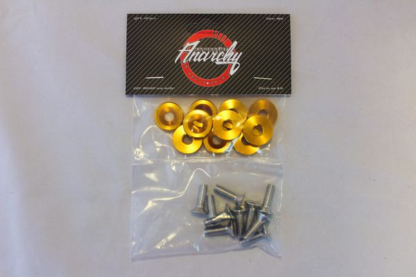 Gold Engine dress up kit for honda jdm parts accesories cheap