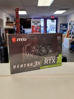 graphic cards rtx 3070 available on finance with just $50Down Payment-No Credit for Sale in Dallas,  TX