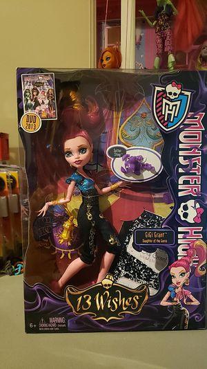 Monster high Gigi grant for Sale in North Las Vegas, NV