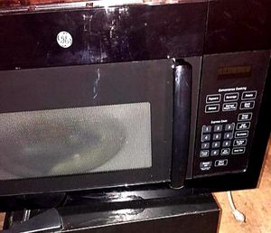 GE Overhead Microwave for Sale in Olympia, WA