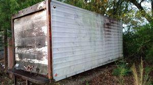Storage body off truck for Sale in Prattville, AL