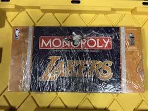 Monopoly Lakers Limited Edition for Sale in Porter Ranch, CA