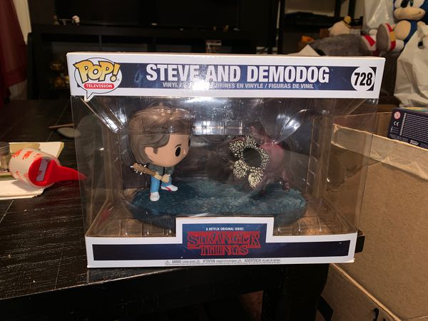FUNKO STEVE AND DEMODOG
