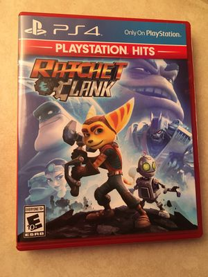 Ratchet and Clank PS4 Game for Sale in Marina, CA