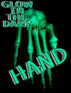 Glow In The Dark Skeleton Hands for Sale in Templeton, CA