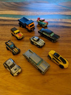 Micro Machines Galoob Hot Wheels Vintage Limo Chevy Porsche for Sale in Lynnwood, WA