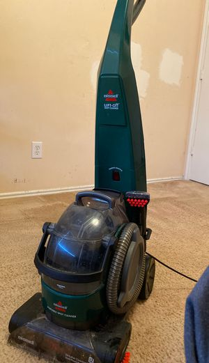 Bissell Lift-off deep carpet cleaner for Sale in Baytown, TX
