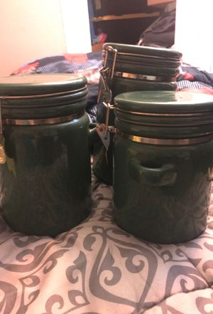 Glass containers for Sale in undefined