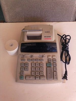 Electric Calculator for Sale in Roseville, CA