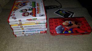 Nintendo 3DS + 7 Games for Sale in Denver, CO