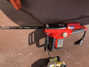 Two electric Homelite chainsaws for Sale in Hialeah, FL