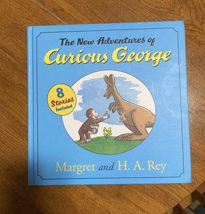 Curious George Book - Randolph, MA for Sale in Randolph, MA