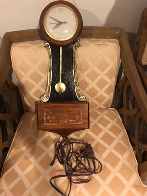Vintage electronic clock for Sale in Baltimore, MD