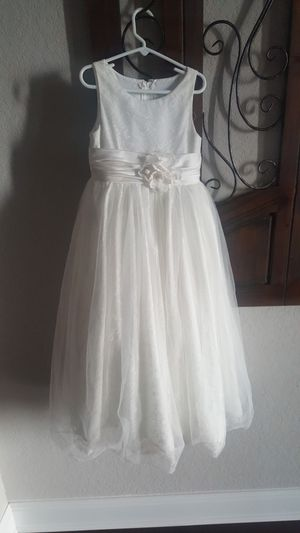 Alfred Angelo Flower Girl Dress for Sale in New Braunfels, TX