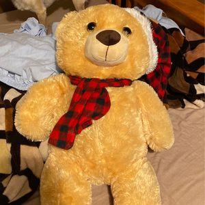 christmas teddy bear for Sale in Los Angeles, CA