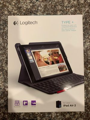 iPad Air 2 Logitech for Sale in Sacramento, CA
