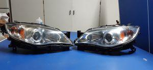 2011-2014 Subaru Impreza WRX Headlights (READ AD) for Sale in Rosemead, CA