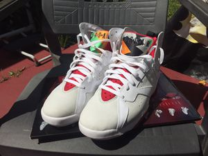 Air Jordan••=•=7 Bugs Bunny Edition 10 1/2 for Sale in West Park, FL