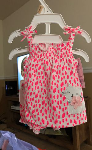 Premier baby girl summer outfit for Sale in Mount Rainier, MD