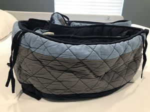 Pottery Barn crib protection for babies - NEW - ONLY $75 for Sale in Romoland, CA